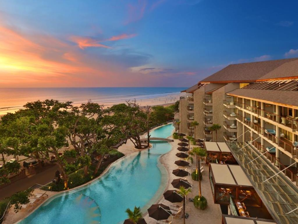 Price Double Luxury Hotel Seminyak Bali Reviews Pantai Kab Badung