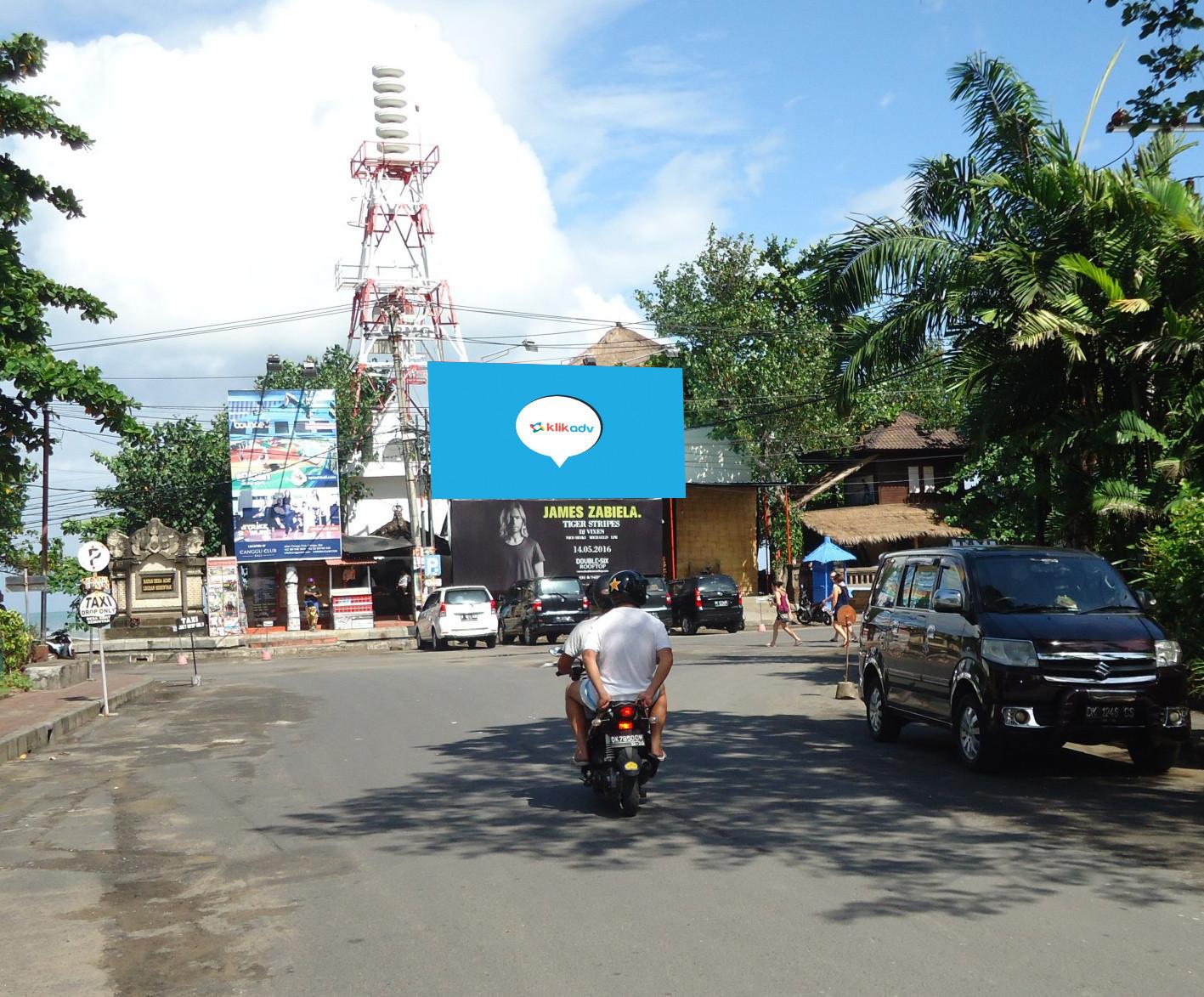 Sewa Billboard Bali Kabupaten Badung Jl Pantai Double Bli 0004