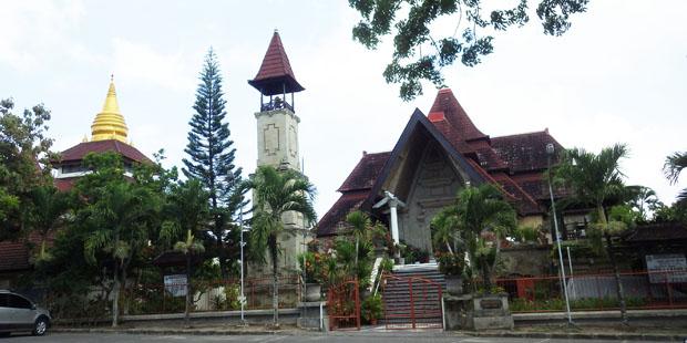 10 Gambar Puja Mandala Bali Sejarah Masjid Nusa Dua Latar
