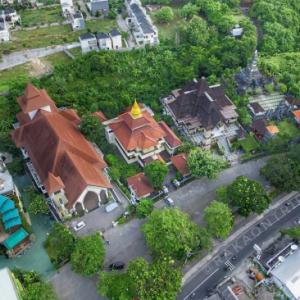 12 Foto Puja Mandala Bali Sejarah Gereja Katolik Latar Belakang