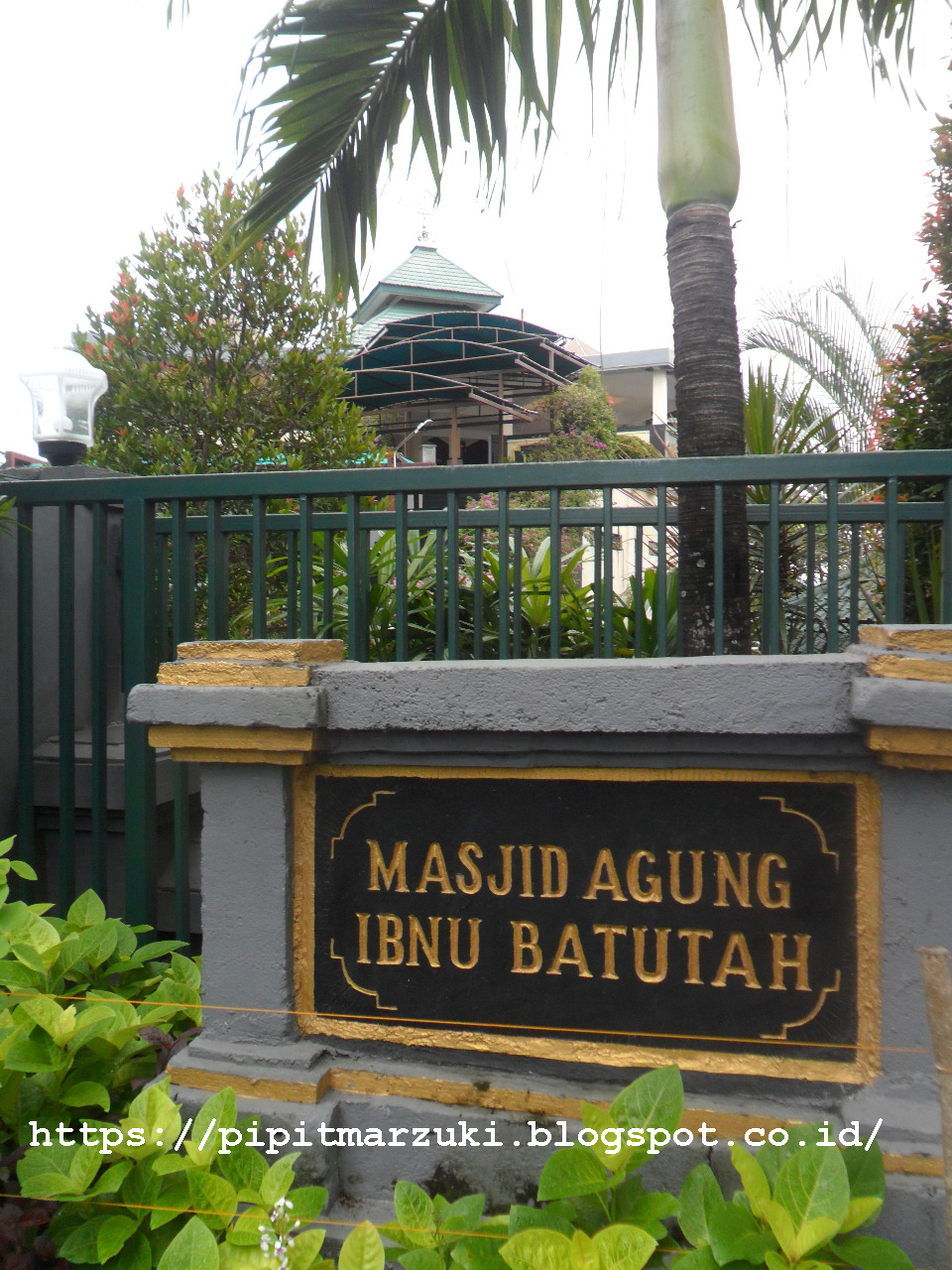 Pipit Marzuki Tanjung Benoa Nusa Dua Puja Mandala Berakhir Masjid