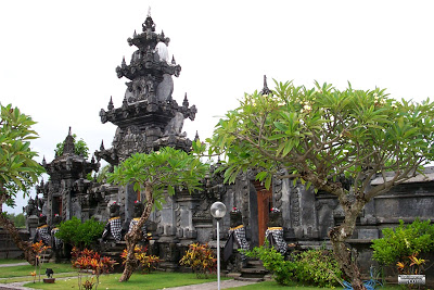 Proyeksi Pengembangan Puja Mandala Sebagai Kawasan Religi Kabupaten Jembrana Kab