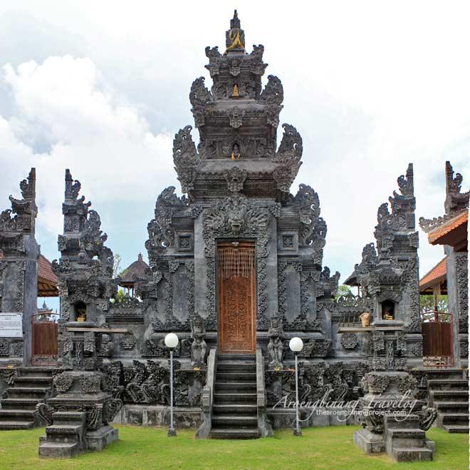 Puja Mandala Bali Aroengbinang Nusa Dua Kab Badung