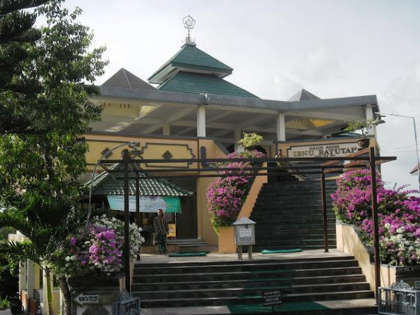 Puja Mandala Bali Symbol Bhineka Tunggal Ika Indonesia Masjid Kab