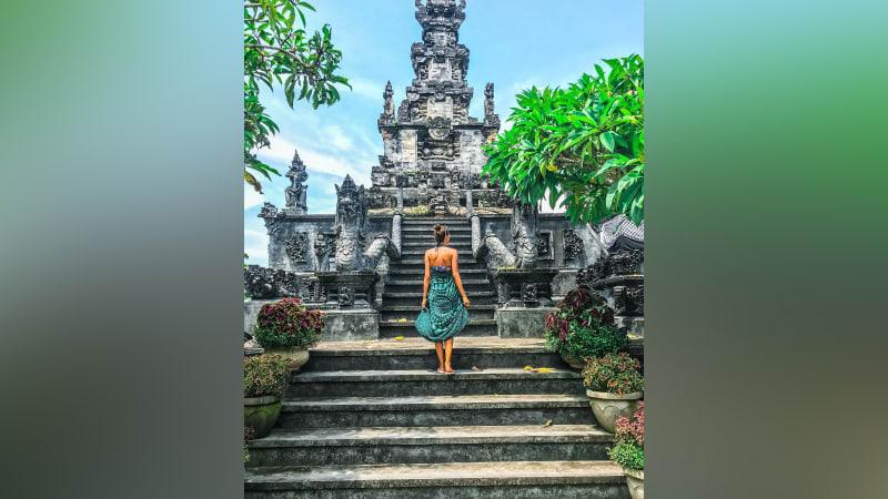 Puja Mandala Simbol Toleransi Agama Bali Kumparan Kab Badung