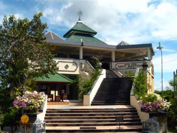 Puja Mandala Swiss Belhotel Segara Kab Badung