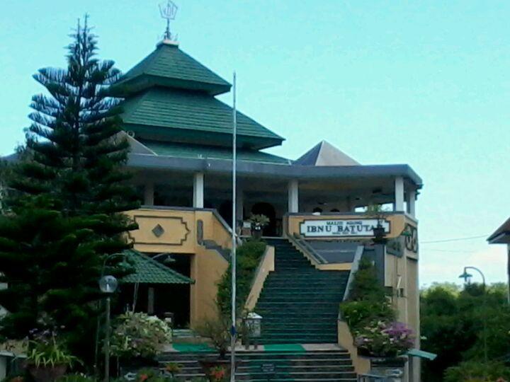 Sistem Informasi Masjid Indonesia Profil Mushalla Ibnu Batutah Diprakarsai Bersama