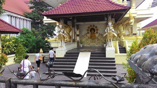 Wihara Budha Picture Puja Mandala Nusa Dua Tripadvisor Kab Badung