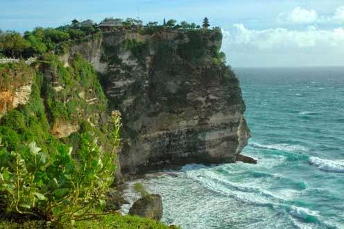 Menikmati Panorama Alam Pura Luhur Uluwatu Eksotis Wisata Salah Satu