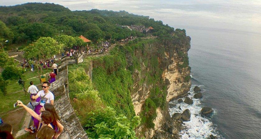 Pura Luhur Uluwatu Bali Sewa Mobil Dibali Suci Berada Wilayah