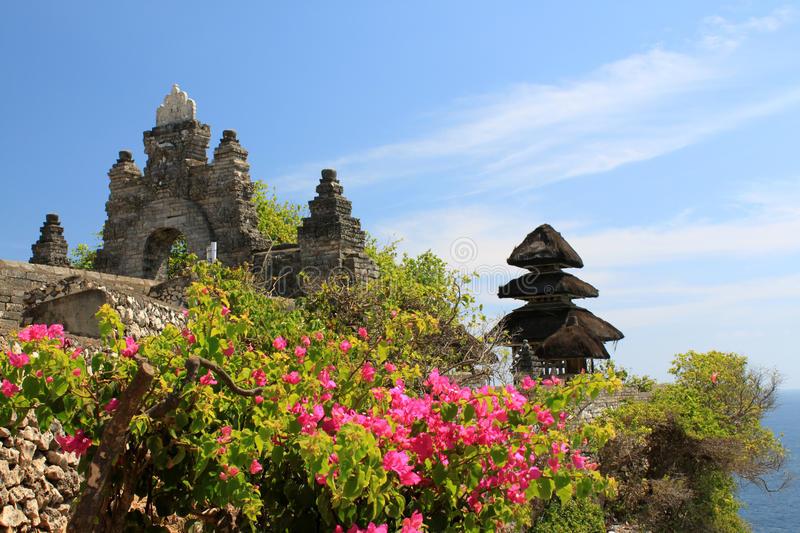 Pura Luhur Uluwatu Temple Bali Stock Photo Image Sanctuary Download
