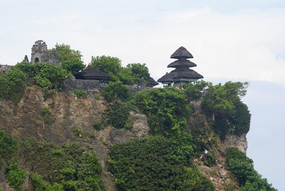 Pura Luhur Uluwatu Temple Bali Thousand Wonders Sudbali Kab Badung