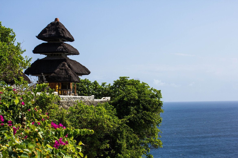 Uluwatu Temple Bali Asiadaytours Pura Luhur Kab Badung
