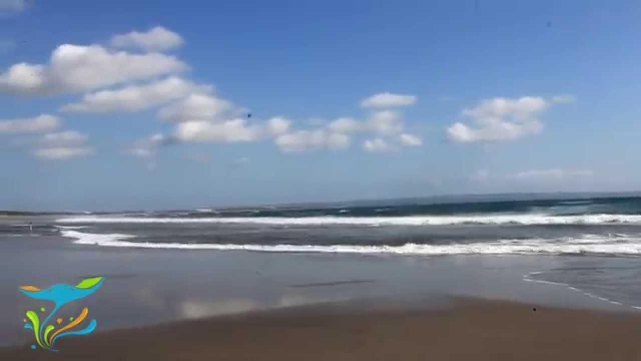 Pantai Petitenget Kabupaten Badung Bali Youtube Pura Kab