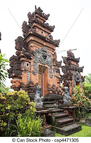 Pura Petitenget Bali Indonesia Image Temple Csp4471305 Kab Badung