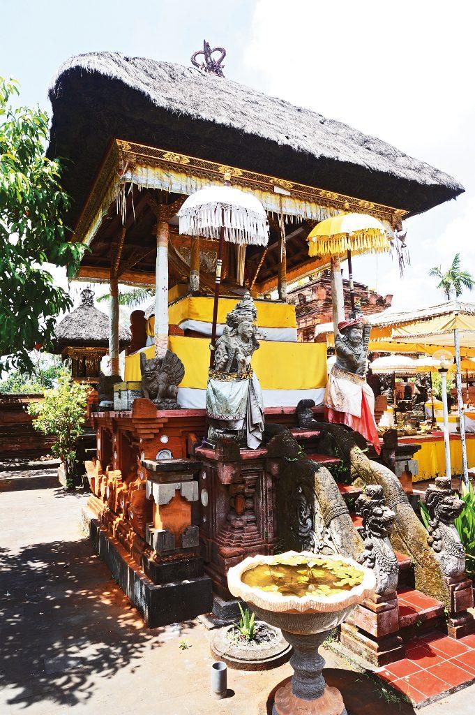 Pura Petitenget Temple Haunted Chest Bali Petitenget3 Kab Badung