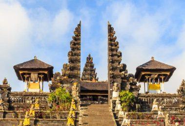 Top 10 Tourist Attractions Bali Pura Besakih Petitenget Kab Badung