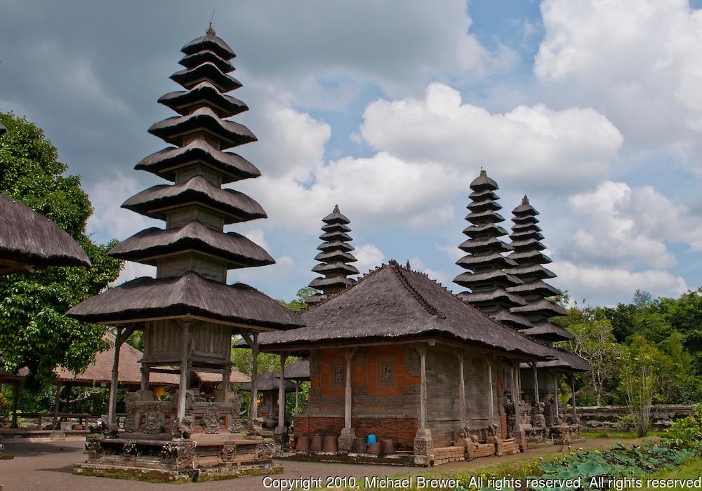 Bali 2010 Michael Brewer Photography Illustration Temple Buildings Pura Taman