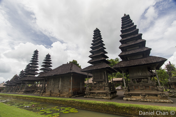 Bali Pura Taman Ayun Chasing320 Located Tabanan Mengwi Water Temple