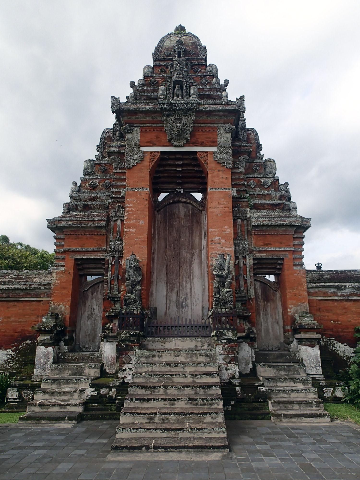 Bali Pura Taman Ayun Door Kab Badung