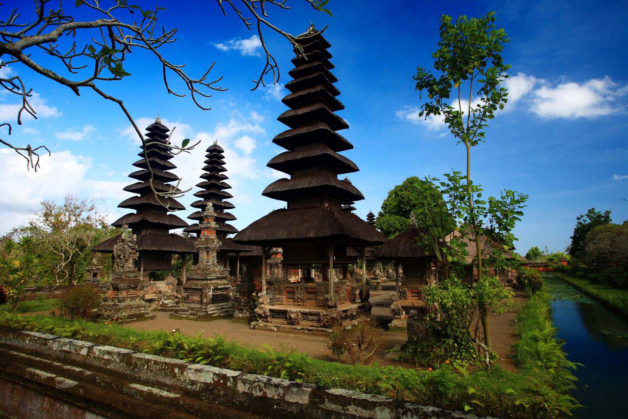 Bali Tourism Board Badung Taman Ayun Temple Pura Kab