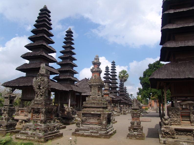 Bali Vacation Information Taman Ayun Royal Temple Mengwi Kingdom Empire