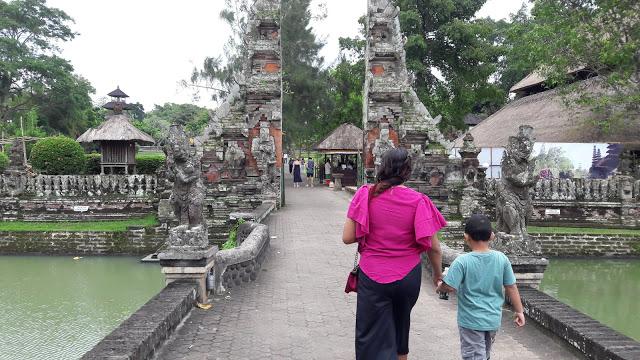 Foto Pura Taman Ayun Mengwi Badung Bali Indah Kab