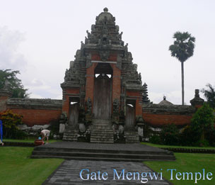 Mengwi Temple Taman Ayun Royal Family Strongly Influenced Ups Downs
