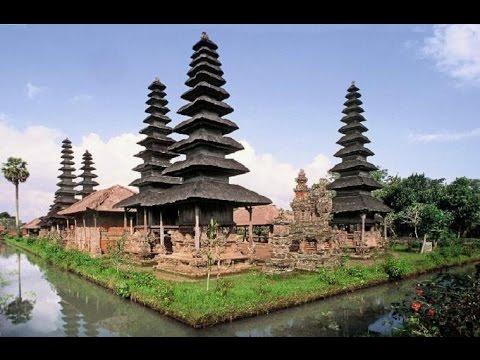 Pura Taman Ayun Bali Indonesia Youtube Kab Badung