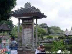 Pura Taman Ayun Bali Kepustakaan Candi Ayun01 Rudy Jpg Terletak
