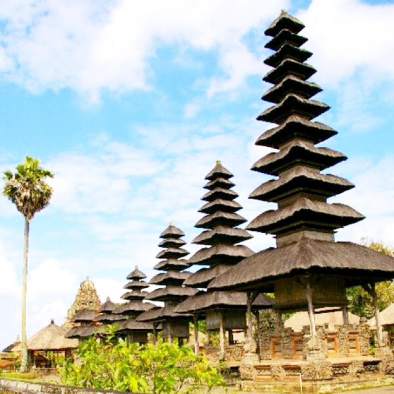 Pura Taman Ayun Mengwi Indonesia Temple Royal Kab Badung