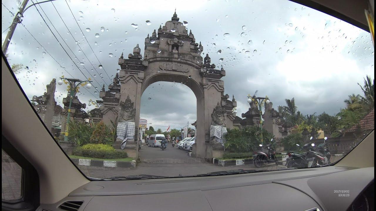 Pura Taman Ayun Part 1 Mengwi Kabupaten Badung Bali Indonesia
