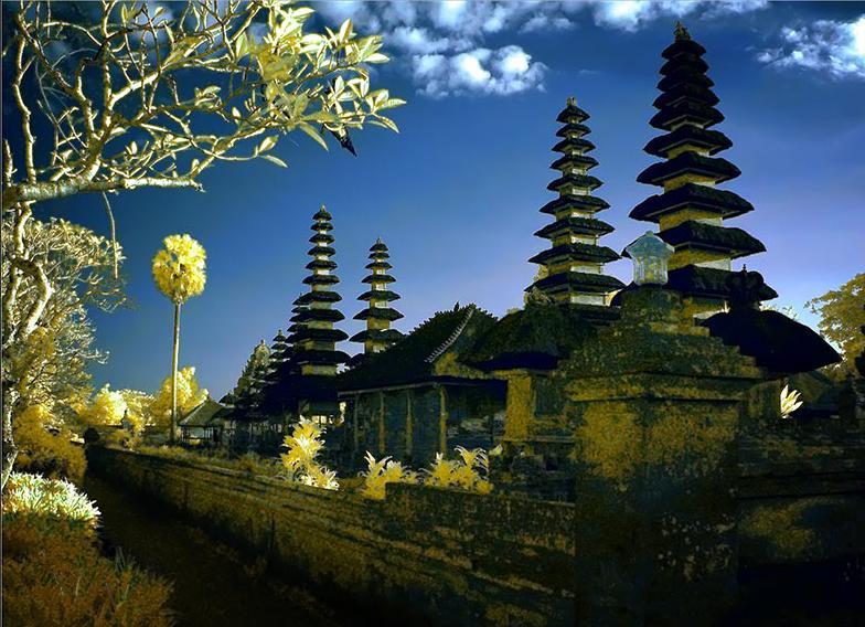Pura Taman Ayun Sejarah Bali Picture Kab Badung
