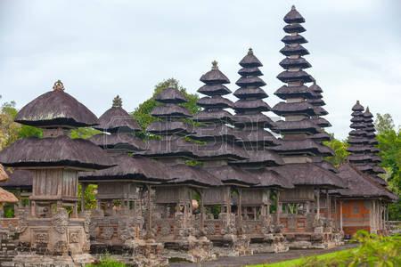 Pura Taman Ayun Stock Photos Royalty Free Images Temple Complex