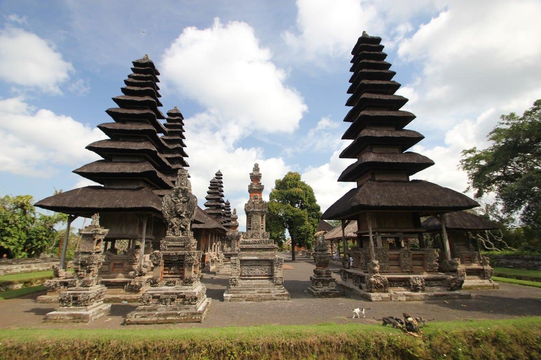 Pura Taman Ayun Temple Bali Entrance Fee Dress Code 08