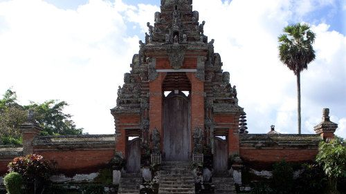 Pura Taman Ayun Temple Monkey Forest Tanah Lot Excursion Bali