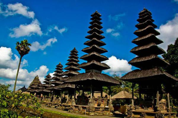 Rice Fields Temples Day Tour Top Bali Taman Ayun Temple