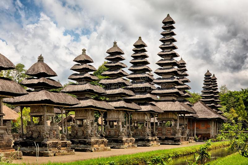 Royal Temple Taman Ayun Bali Indonesia Stock Photo Image Download