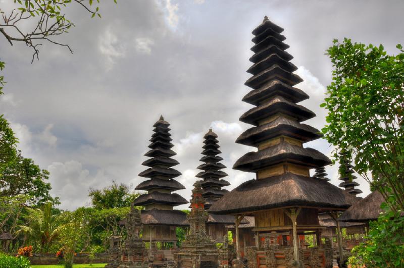 Taman Ayun Temple Bali Attraction Indonesia Justgola Pura Kab Badung