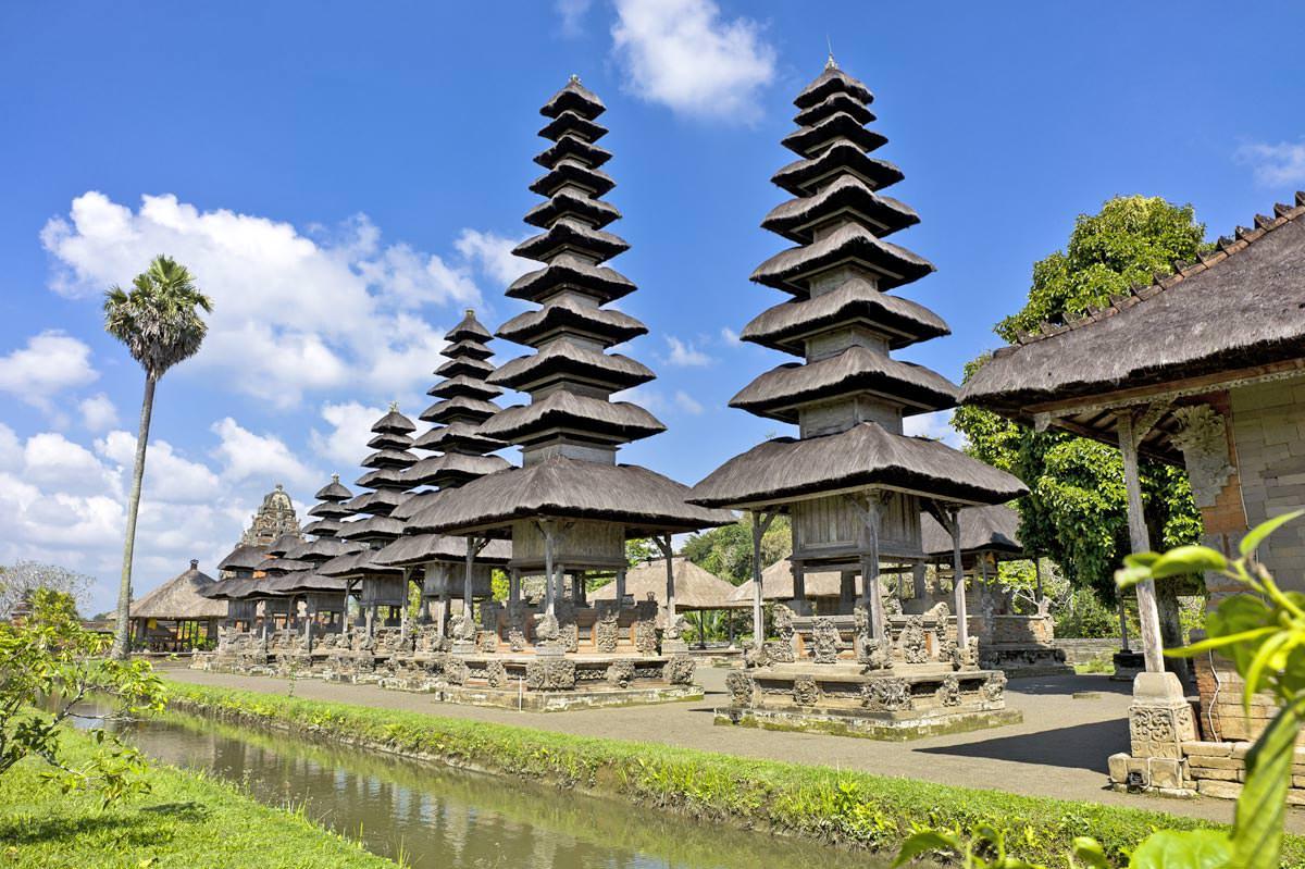 Taman Ayun Temple Bali Attractions Pura Kab Badung