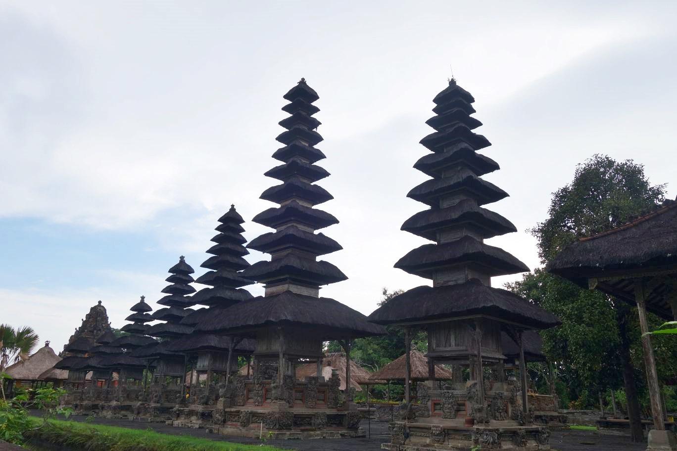 Taman Ayun Temple Bali Scenes Nadine Dsc04161 Pura Kab Badung