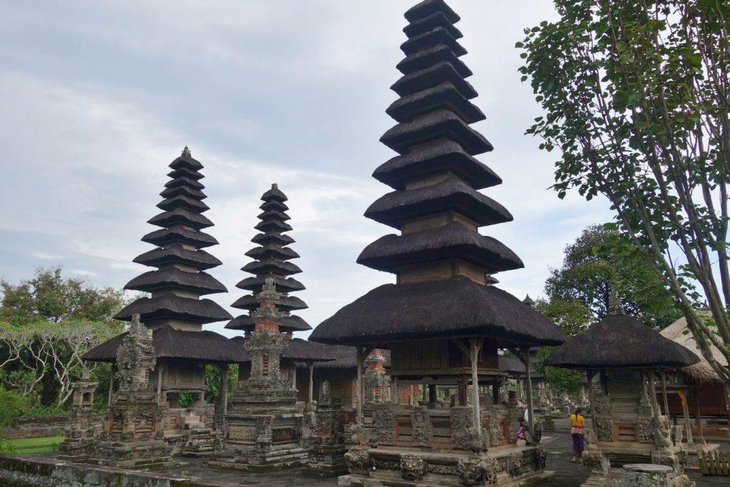 Taman Ayun Temple Bali Scenes Nadine History Royal Mengwi Important