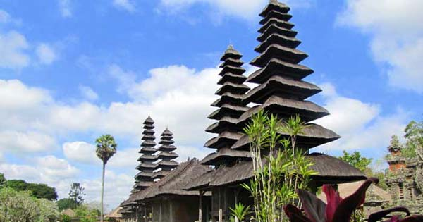 Taman Ayun Temple Entrance Fee Bali Latest Update 2018 Mengwi
