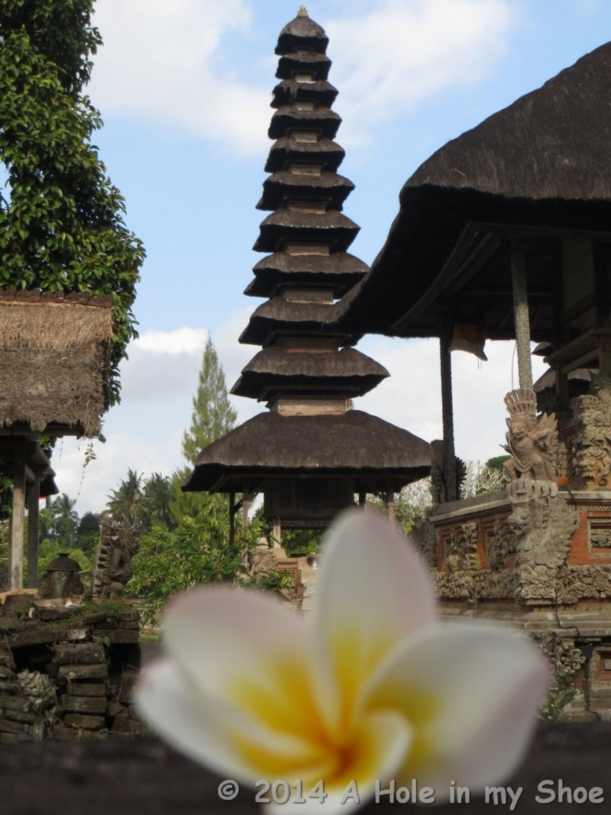 Taman Ayun Temple Mengwi Indonesia Royal Pura Kab Badung