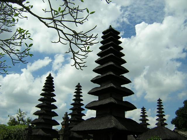Taman Ayun Temple Mengwi Pura Kab Badung