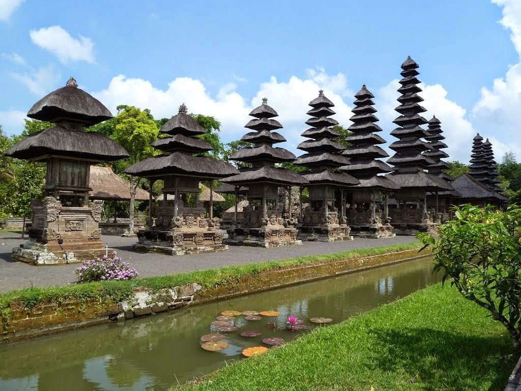 Taman Ayun Temple Royal Family Mengwi Bali Travel Badung Regency