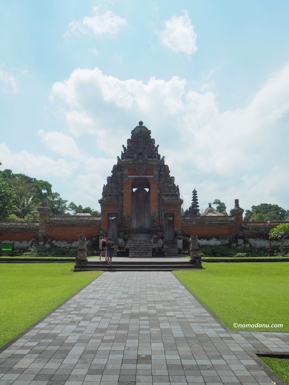 Temples Bali Taman Ayun Nomadanu Amazing Landscapes Extremely Kind People
