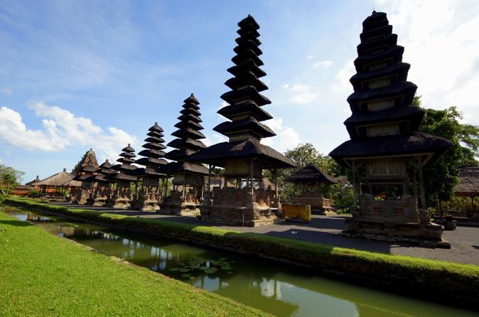 Tour Day Pura Taman Ayun Temple Including Sunset Tanah Lot