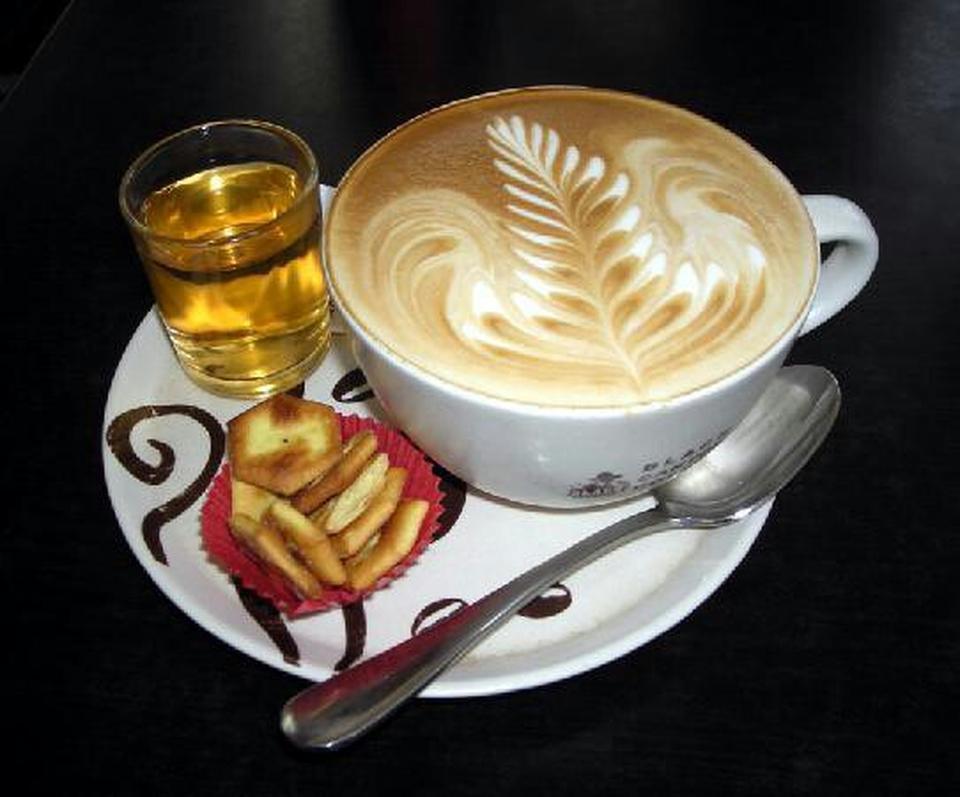 Black Canyon Coffee Seminyak Square Bali Personal Copy Kab Badung