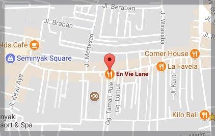 Envie Lounge Seminyak Square Kab Badung